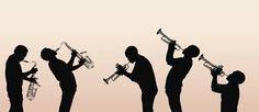 Afbeeldingsresultaat voor jazz band