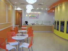 Sunshine Frozen Yogurt