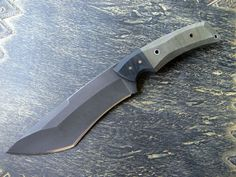Cerberus fixed blade