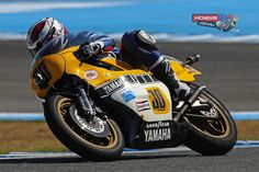 Heroes set to do battle once again as fearsome 500cc 2-strokes are reunited with their former riders to race in Germany on 10-12 June