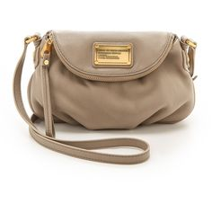 Marc By Marc Jacobs Classic Q Mini Natasha Bag - Cement