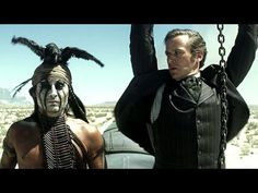 The Lone Ranger - Official Superbowl Spot [HD] - YouTube
