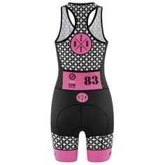 Wiggle | Zoot Women's Limited Tri Front Zip Race suit (2016) | Tri Suits