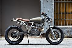 The Honda XR650 is a bulletproof dual sport machine let down by its looks. This custom build reveals how you can turn the ugly duckling into a swan.