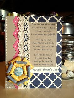 Happy 1st Mommy's Day - Scrapbook.com cute lo