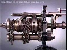 Manual Transmission, How it works ? Mechanical Engineering Design, Mechanical Design, Mechanical Gears, Suspension Workout, E Motor, Truck Repair, Car Chevrolet, Car Engine, Motor Engine