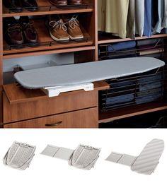 planche repasser dans un tiroir placards pinterest repasser tiroir et planches. Black Bedroom Furniture Sets. Home Design Ideas