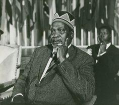 The Challenge of Decolonization in Africa UHURU KENYATA