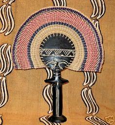 Fertility Doll-African Asante Ashanti akua ba-sculpture
