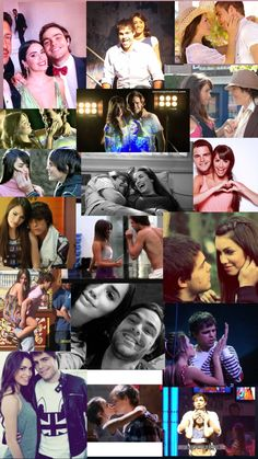 Cute Couples Goals, Couple Goals, Angel Rebelde, Angel Show, My Passion, Wall Collage, Teen, Wallpaper, Movies