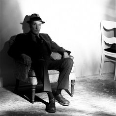 William Burroughs by Jeannette Montgomery Barron, 1985 Source