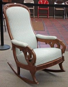 Worthologist Fred Taylor Examines Several Chairs With Famous And Historical