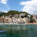Cetara, Italy on the Amalphi coast. Must go here in this life.
