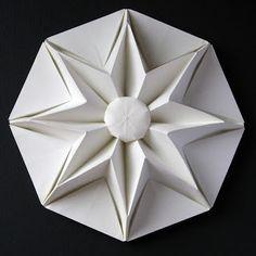 Origami: Star Puff