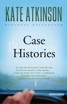 Case Histories by Kate Atkinson  ... Loved this book.  Has also been made into a film on PBS....