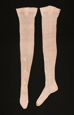 Stockings 1875-1910 The Museum of Fine Arts, Boston