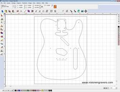 We are making a Telecaster Shaped Guitar, this is an ideal choice for first time guitar builders because of its classic design, relatively simple geometry and bolt on neck construction. Making guit…