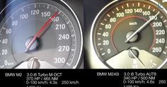 A BMW M240i Is Faster Than An M2 In This Speed Comparison: https://www.carthrottle.com/post/a-bmw-m240i-is-faster-than-an-m2-in-this-speed-comparison/