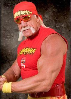Hulk Hogan born in Tampa Florida