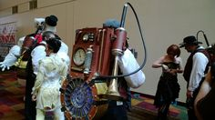 Awesome GHOSTBUSTERS Steampunk Cosplay — GeekTyrant