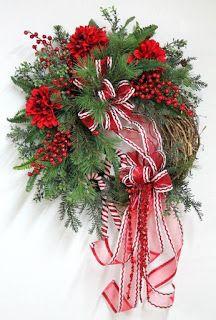 Não Digas Nada a Ninguém: #Decoração - 13 Ideias de Guirlandas de Natal