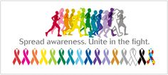 Awareness Banner: Awarenss comes in Many Colors. What Colors of ribbon do you wear?