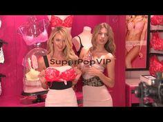 Candice Swanepoel and Bregje Heinen at Victoria's Secret ... - http://maxblog.com/15634/candice-swanepoel-and-bregje-heinen-at-victorias-secret/