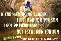 HASfit Running Quotes