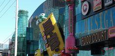Shops in Las Vegas – Showcase Mall. Hg2Lasvegas.com.