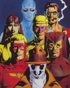 Origional vintage Watchmen