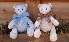 Ursos Peti Petá para meninos ...
