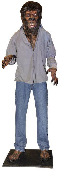 Werewolf Legends Halloween Prop