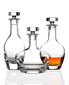 Villeroy & Boch Barware, Scotch Whiskey Carafe Collection #entertaining #dining #glassware #registry #macys BUY NOW!