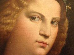 Cariani Ritratto di giovane donnaGALLERIA ESTENSE MODENA
