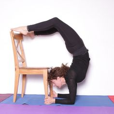 307 best chair yoga images  chair yoga yoga iyengar yoga
