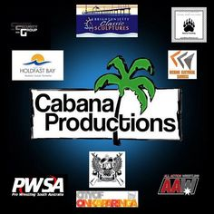 The team here at Bearly Trending ensure that when they enter working arrangements they look for that IT factor.  We are pleased to say Cabana Productions are one such company and as such a big 2018 is ahead for us all.  #bearlytrending #cabana101 #ShadowSecurityGroup #brightonsculptures #PWSAAdelaide #AAW #BulletKliq & more to come.