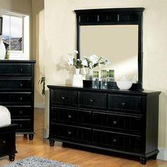 Furniture of America Willow Creek Dresser Las Vegas Furniture Online | LasVegasFurnitureOnline | Lasvegasfurnitureonline.com