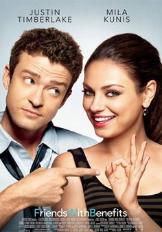 Friends With Benefits ~ Justin Timberlake and Mila Kunis