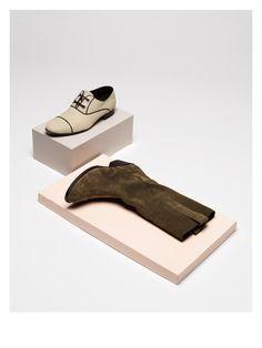 Still life for Acne by art director and designer Daniel Carlsten