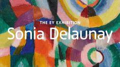 Sonia Delaunay, Tate Modern, London, United Kingdom