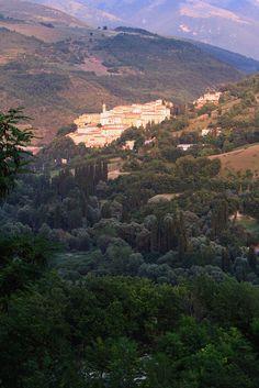 Preci, Umbria, Italy