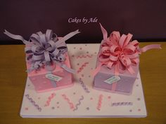 05 2011 - Joint birthday, Jo 32 yrs, Granny 90 yrs 011 (w) by Cakes By Ade (from Ade's Piccies), via Flickr