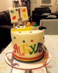 Baby Smash Cake #tutuscupcakery Baby Cake Smash, Goodies, Desserts, Food, Sweet Like Candy, Tailgate Desserts, Gummi Candy, Dessert, Postres