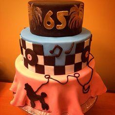 50's themed birthday
