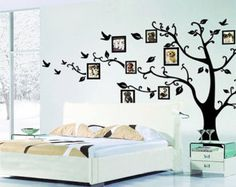 Huge Family Tree Wall Decal