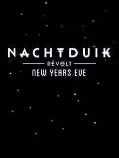 31 DEC 2014 #nye #nachtduik #révolte #maassilo #rotterdam