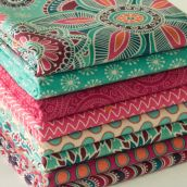 Search results for: 'fat quarter bundle cottons' Washi, Quilt Material, Fabric Combinations, Retro Fabric, Yarn Thread, Fabric Storage, Gorgeous Fabrics, Textiles, Fabric Shop