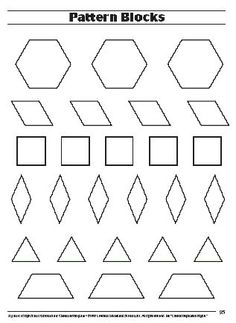 Pattern block plates math art grade 2 screen shot pattern pattern block template math pinterest pnt9uvka pronofoot35fo Choice Image