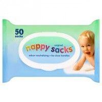 Nappy Sacks Original 50 Sacks