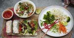 Jamie Oliver Recipease: Cooking Lessons - Vietnamese Street Food